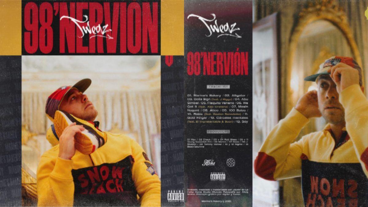 Marme's Bakery presenta «98 Nervión» el LP debut de Tweaz