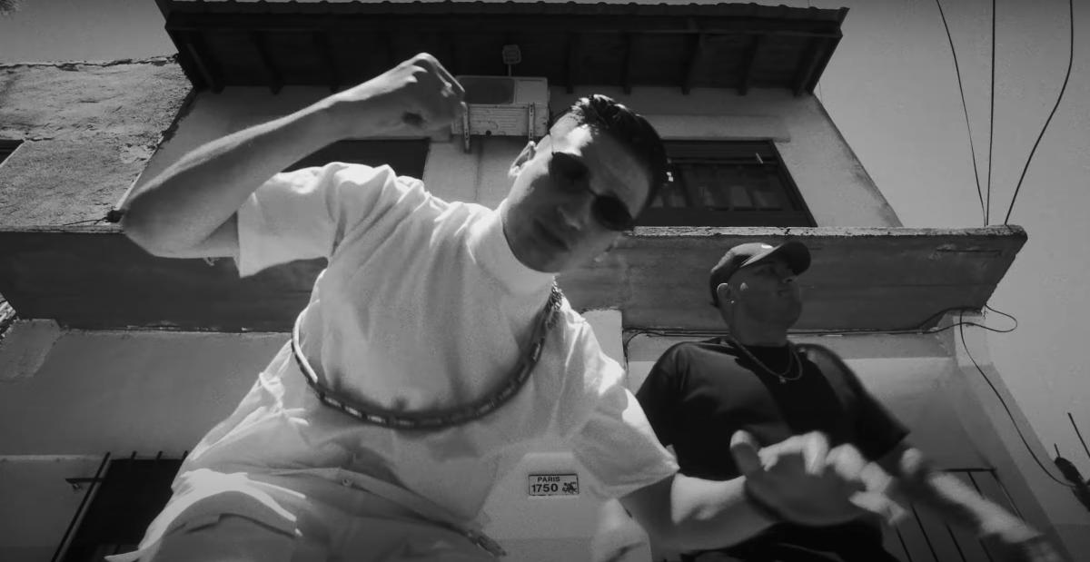 Mir Nicolás ft Dirty Couk – «L.A»